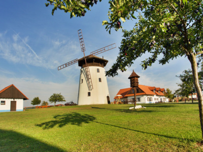 Zážitkový areál Bukovanský mlýn